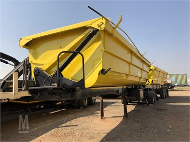 Sa Truck Bodies Tipper Trailers For Sale 22 Listings Marketbook Co Za Page 1 Of 1