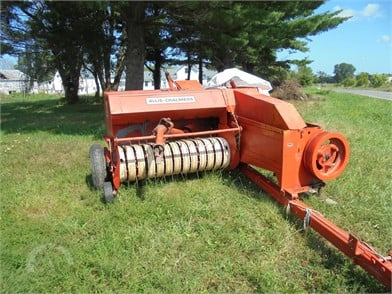 ALLIS-CHALMERS Square Balers Auction Results - 5 Listings
