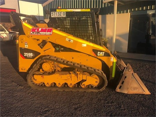 2013 Caterpillar 259B3 - Heavy Machinery for Sale