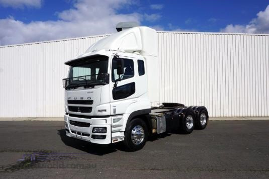 2015 Fuso FV500 Trucks for Sale