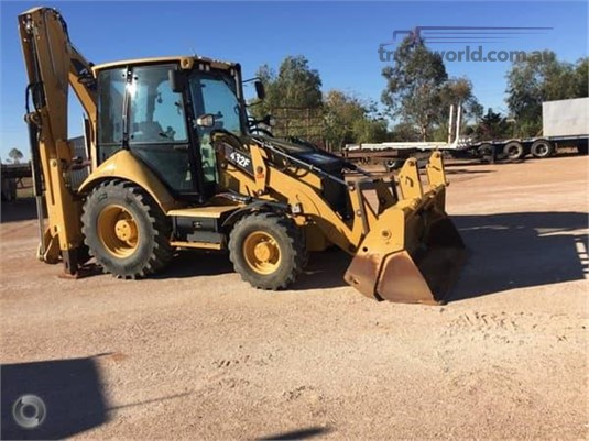 2013 Caterpillar 432F Heavy Machinery for Sale