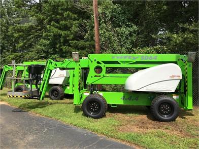 Construction Equipment For Sale In Harmony, North Carolina