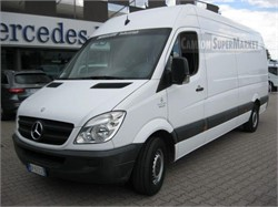 MERCEDES-BENZ SPRINTER 318  used