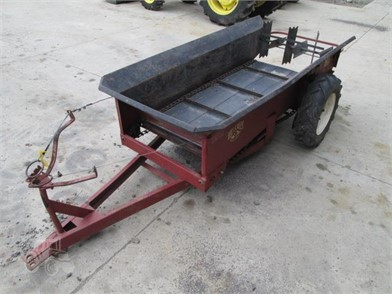 MILLCREEK Dry Manure Spreaders For Sale - 8 Listings   TractorHouse