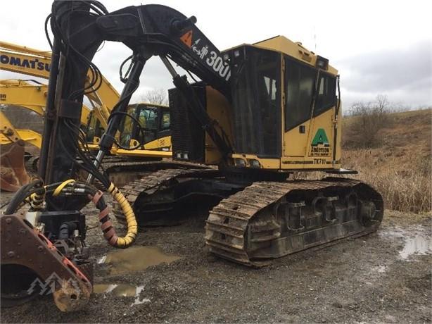 CATERPILLAR Processor / Harvesters Logging Equipment For