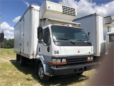 MITSUBISHI FUSO Medium Duty Trucks Auction Results - 16 Listings