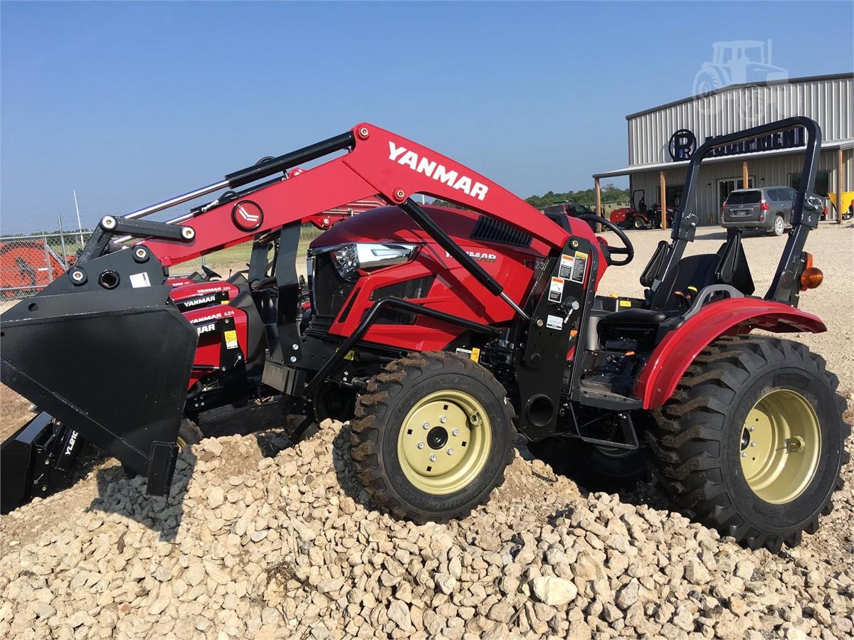 2018 YANMAR YT235 For Sale In Kerens, Texas | www prequipmentsales com