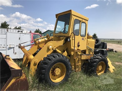 INTERNATIONAL Wheel Loaders Auction Results - 93 Listings
