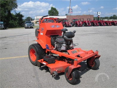 Stand On Lawn Mowers Auction Results - 44 Listings