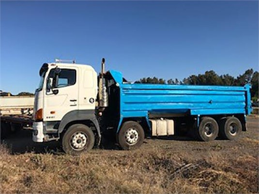 2008 Hino FS1E700 - Trucks for Sale