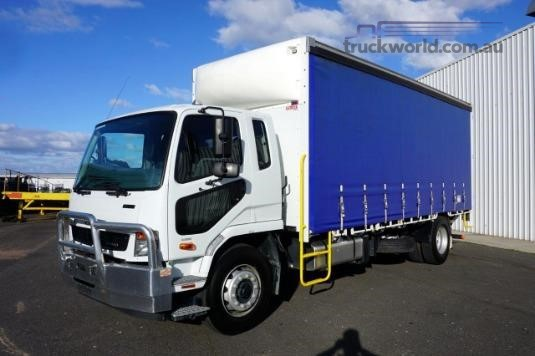 2014 Mitsubishi Fighter FM Trucks for Sale