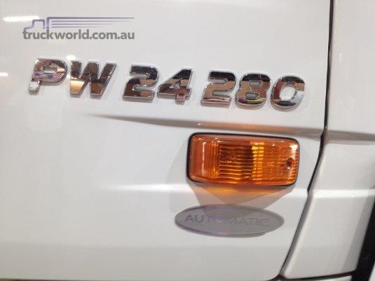 2017 UD PW24 280 - Truckworld.com.au - Trucks for Sale