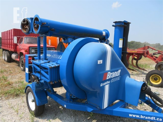 EquipmentFacts com | BRANDT 5000EX Auction Results
