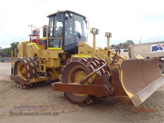 2008 Caterpillar 825H Heavy Machinery for Sale