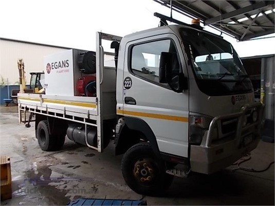2010 Mitsubishi Canter FG Trucks for Sale