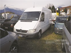 MERCEDES-BENZ SPRINTER 100  used
