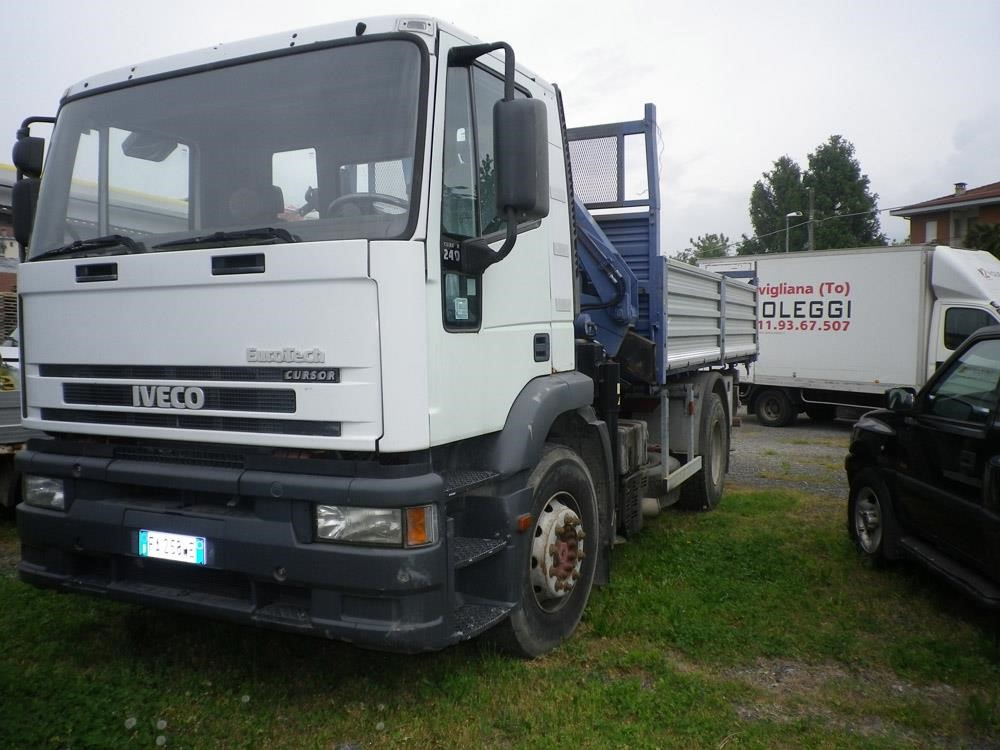 Iveco EUROTECH 190E24 #Used