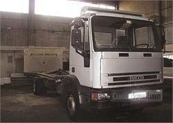 IVECO EUROCARGO 130E18  used