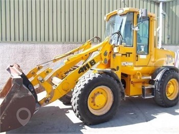 Used JCB Wheel Loaders for sale in the United Kingdom - 130