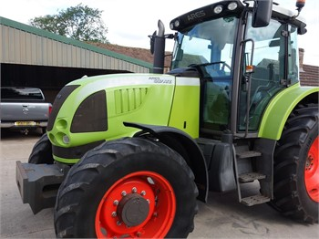 Used CLAAS Tractors for sale in the United Kingdom - 90