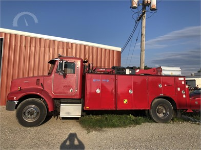 PETERBILT Service Trucks / Utility Trucks / Mechanic Trucks