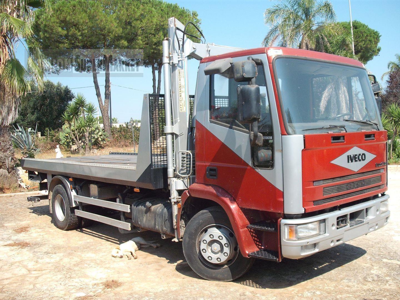 Iveco EUROCARGO 120E23 Usato 1999 Puglia