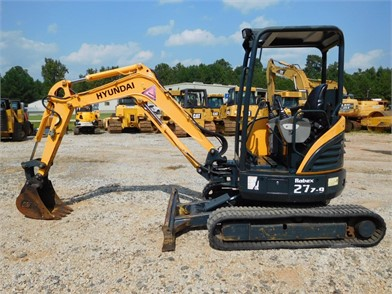 HYUNDAI Excavators Auction Results - 28 Listings