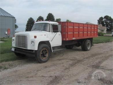 INTERNATIONAL Farm Trucks / Grain Trucks Auction Results - 139