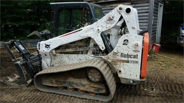 2016 BOBCAT T650 For Sale In Fairfield, Maine
