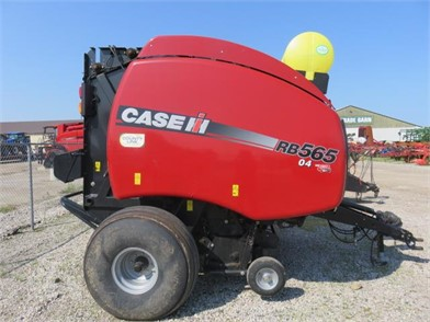Case Ih Round Balers For Sale In Mitchell, Ontario Canada - 15