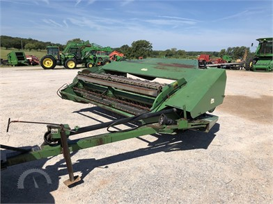 JOHN DEERE Mower Conditioners/Windrowers Online Auction Results