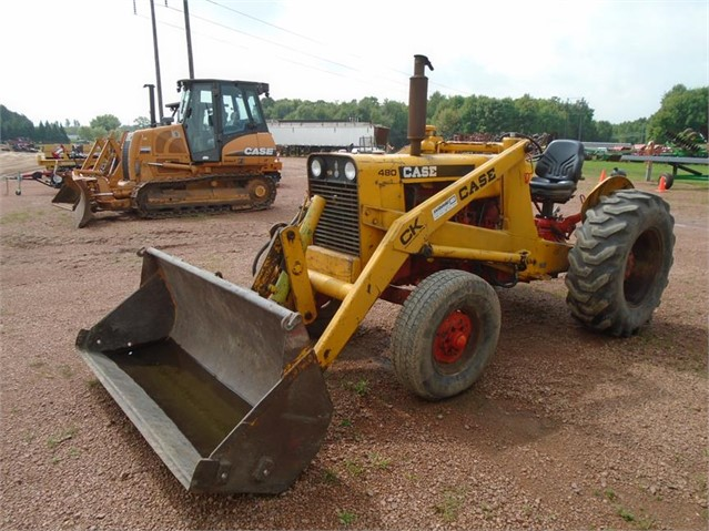 1976 CASE 480C For Sale In Wausau, Wisconsin