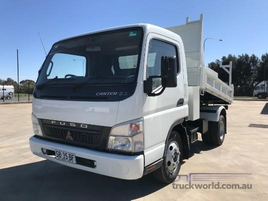 2008 Mitsubishi Canter 3.5 Adelaide Truck Sales - Trucks for Sale
