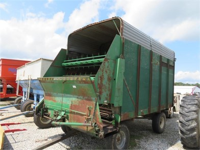 BADGER SILAGE WAGON Other Auction Results - 3 Listings