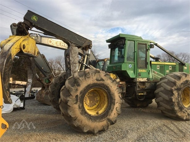 DEERE 848H Forestry Equipment For Sale - 29 Listings