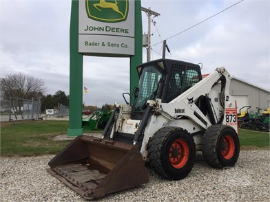 BOBCAT 873 Auction Results - 232 Listings | MachineryTrader