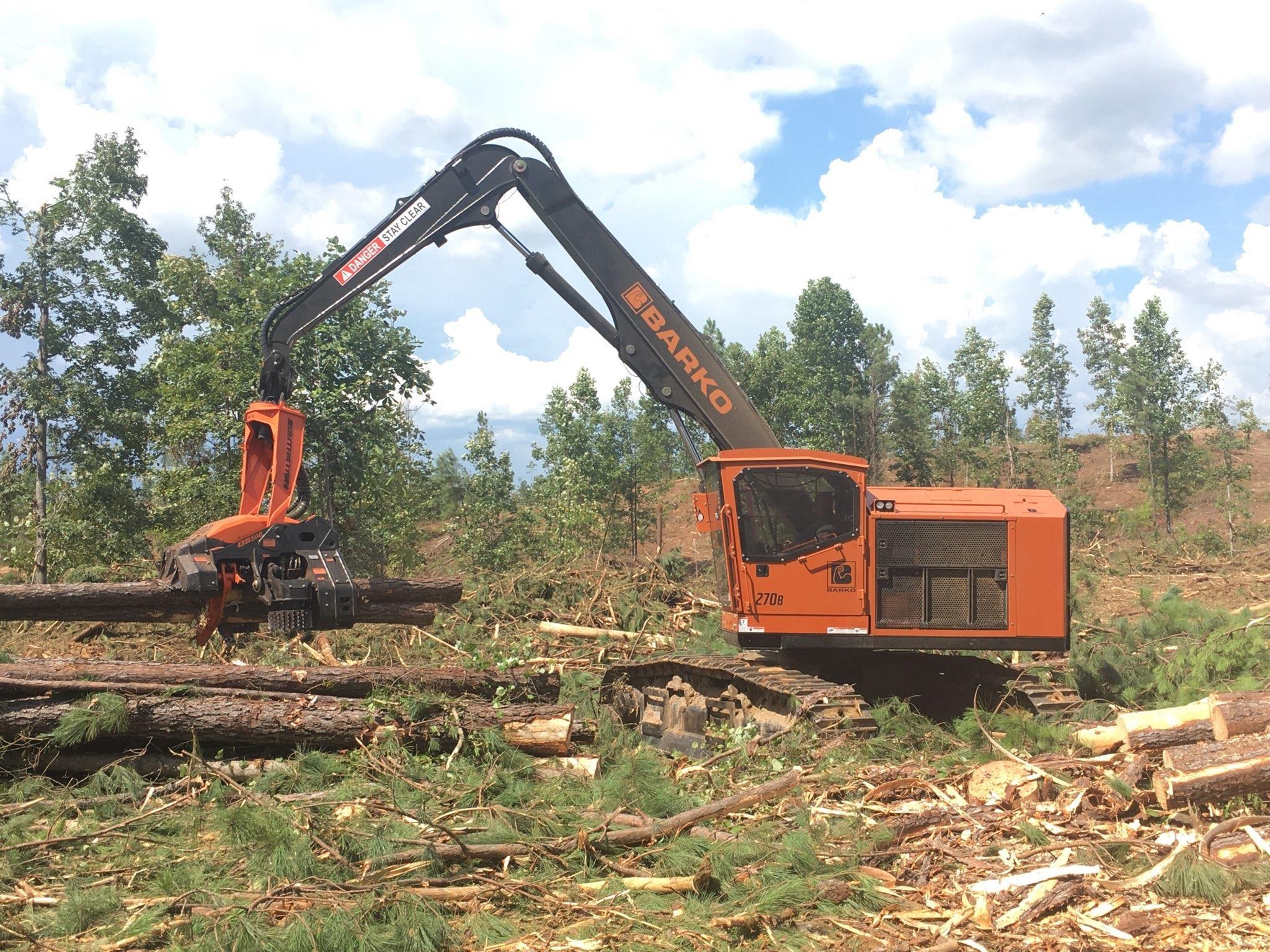 BARKO 270B For Sale in Hickory, Mississippi | ForestryTrader com