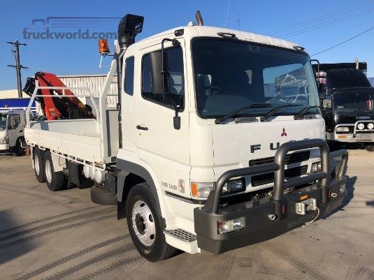 2006 Mitsubishi FV54 - Truckworld.com.au - Trucks for Sale