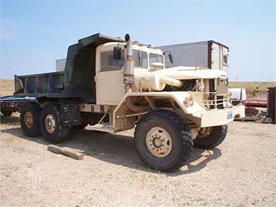 AMERICAN GENERAL M35A2 Miscellaneous Trucks For Sale - 2 Listings