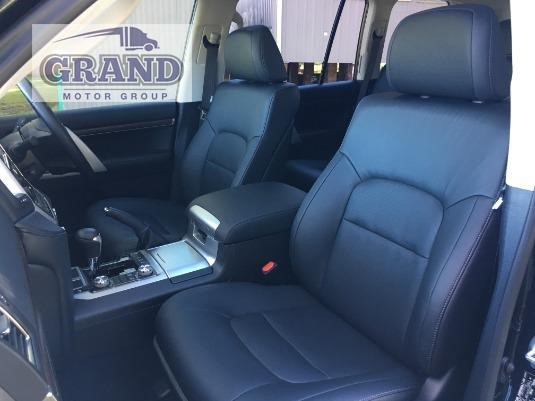 2018 Toyota Landcruiser Wagon - Grand Motor Group