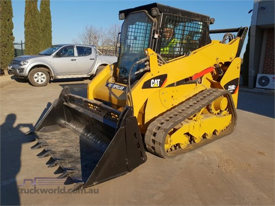 2012 Caterpillar 259B3 - Heavy Machinery for Sale