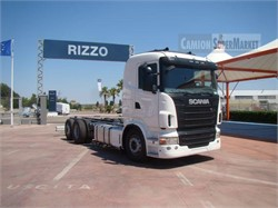 Scania R480  used