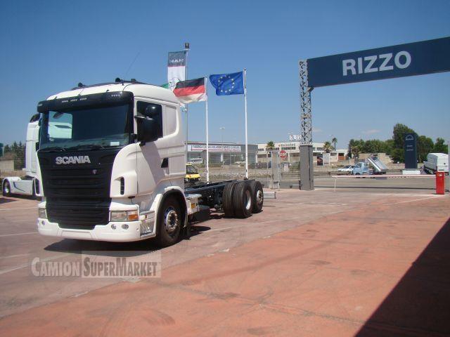 Scania R480 Uzywany 2011