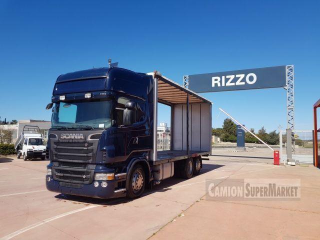 Scania R500 Usato 2012