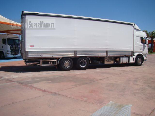 Scania R480 used 2010