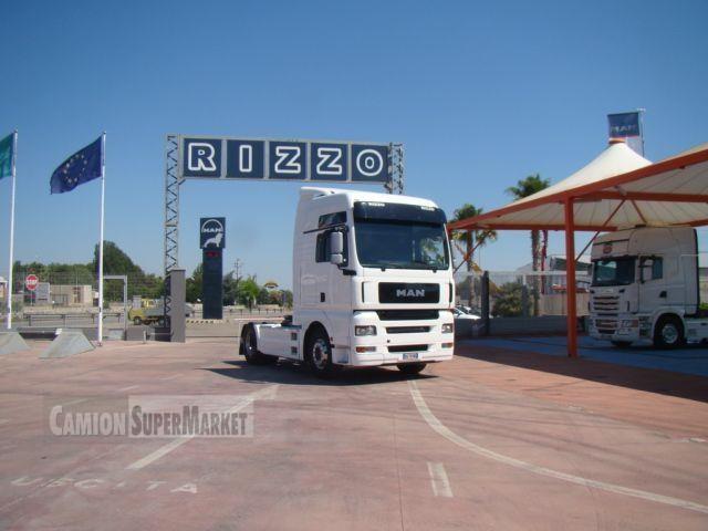 MAN TGA18.480 Uzywany 2006 Puglia