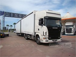 SCANIA R144L460  used