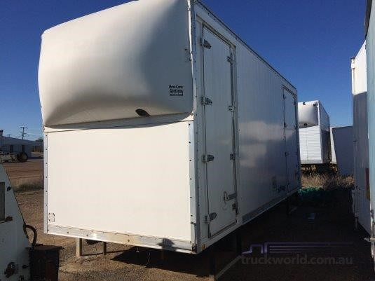 2006 Homealloy Pantech - Truck Bodies for Sale