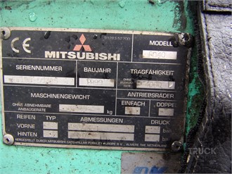 MITSUBISHI FD40