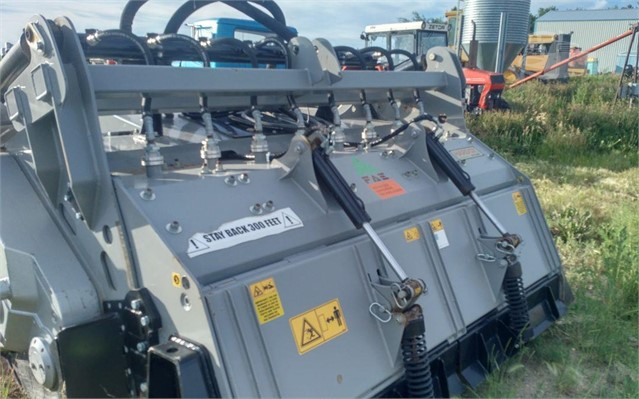 2012 FAE SFM 225 Mulcher For Sale In Edmonton, Alberta Canada